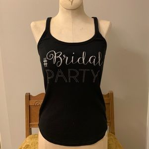 Betsey Johnson Bridal Party Tank